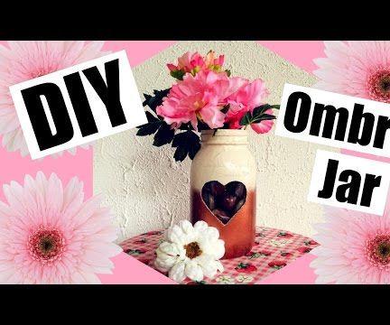 DIY: Ombre Jar