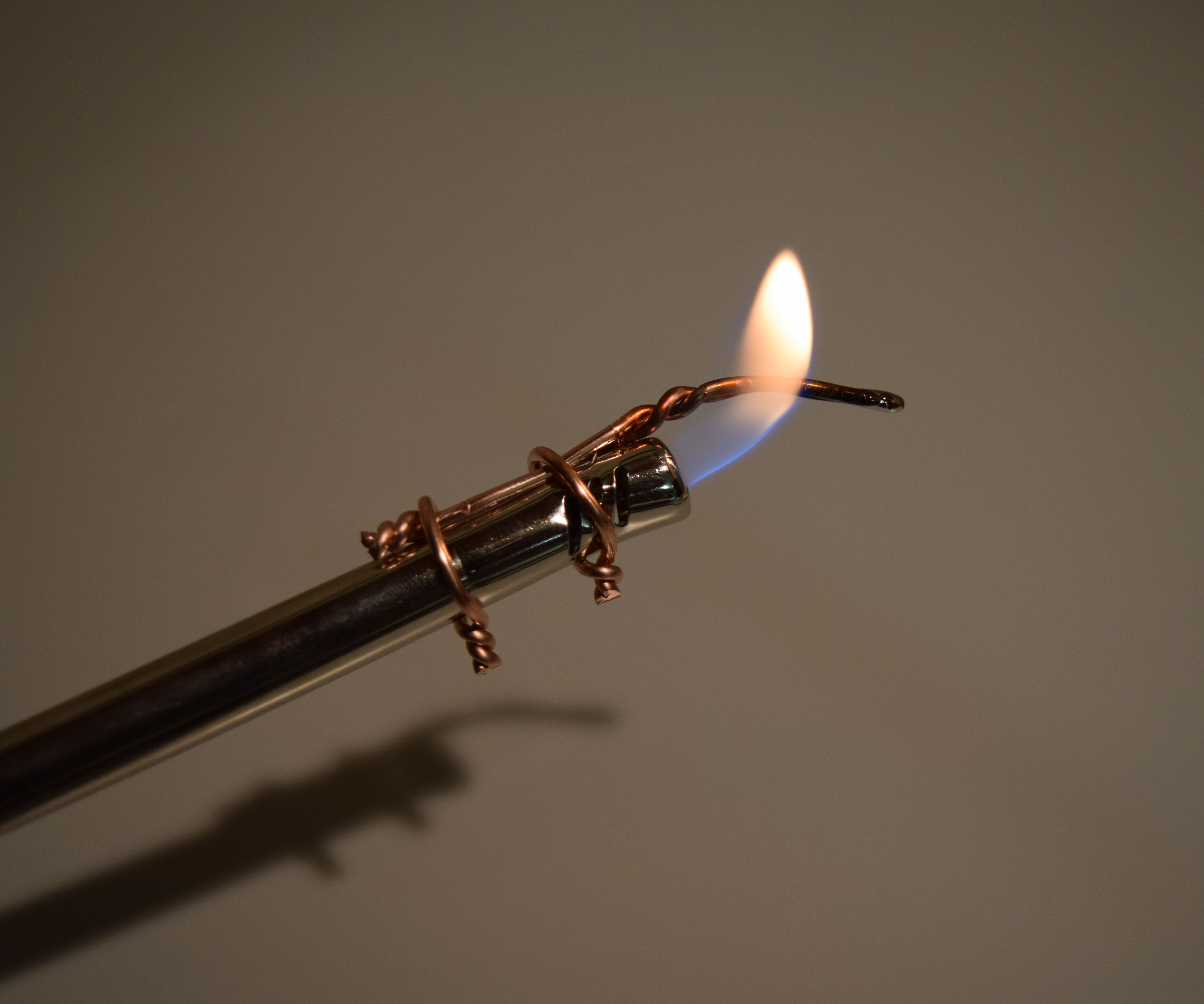 Make a Soldering Iron Out of a Lighter