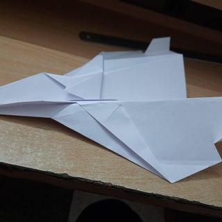 F-15 Paper Model