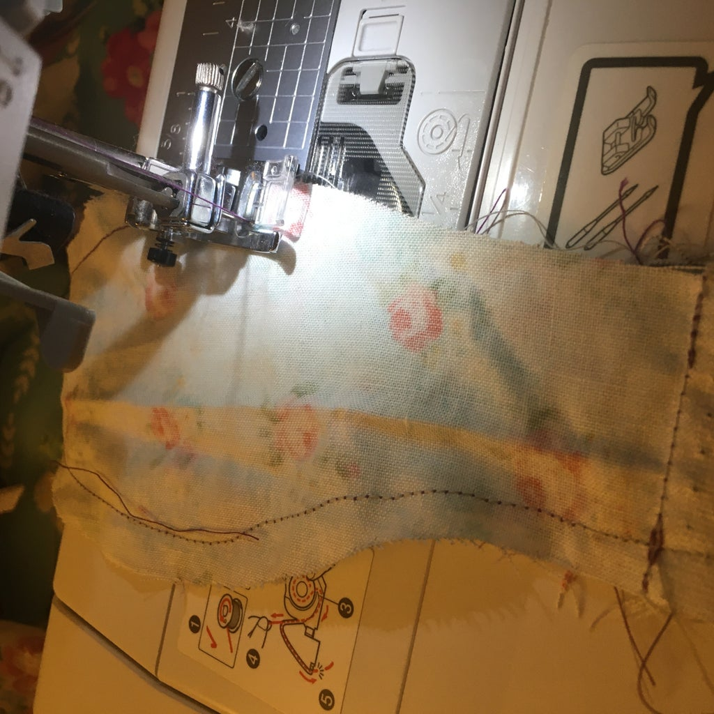 Sewing the Edge and Flip