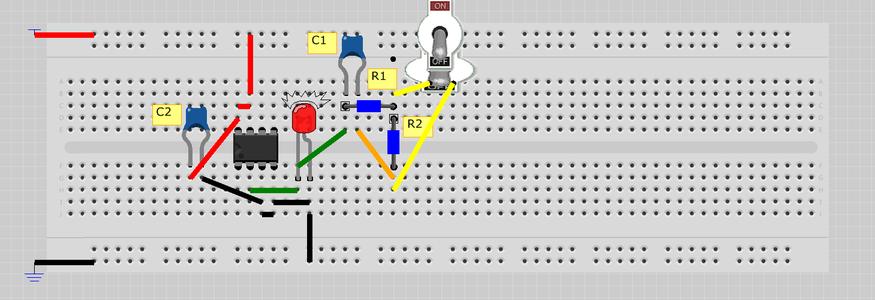 Prototype Cicuit (Preperation)