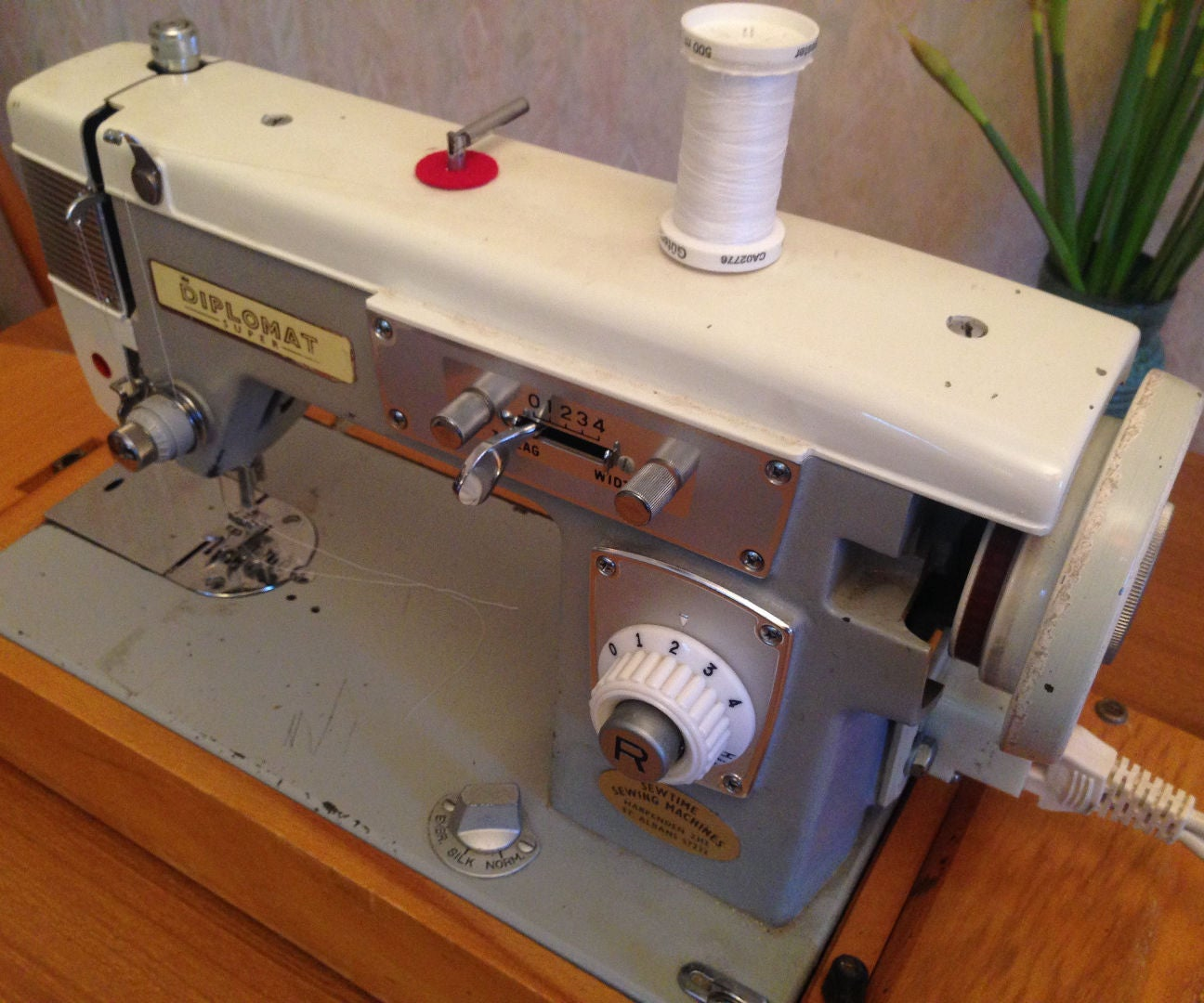 Antique Sewing Machine Repair Near Me