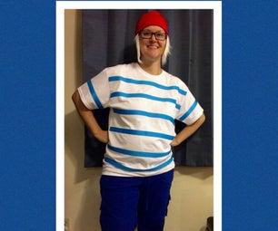 Easy Smee Costume