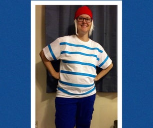 Easy Smee Costume
