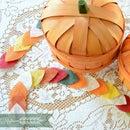 EASY DIY Fall Leaf Garland