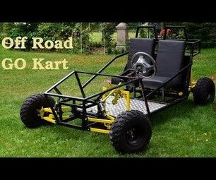 Off Road Go Kart你可以和孩子一起开车