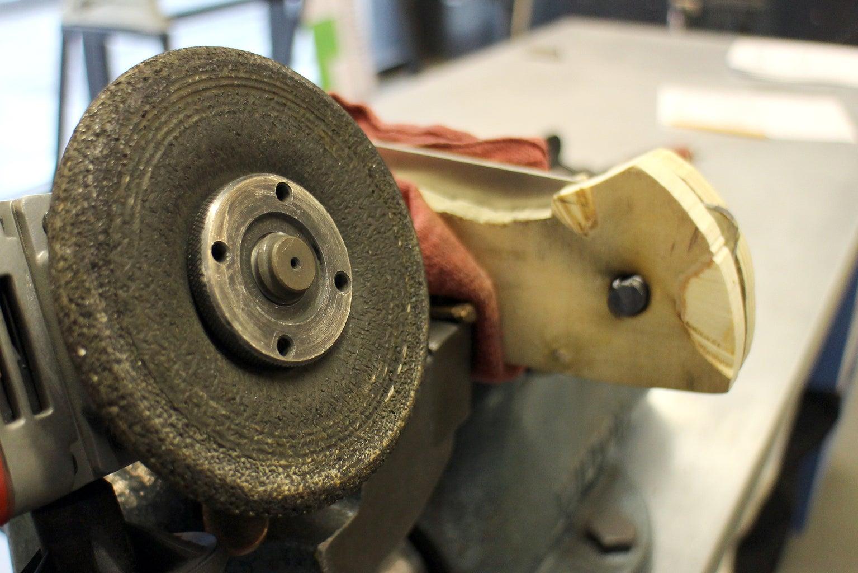 Trim Folding Axle