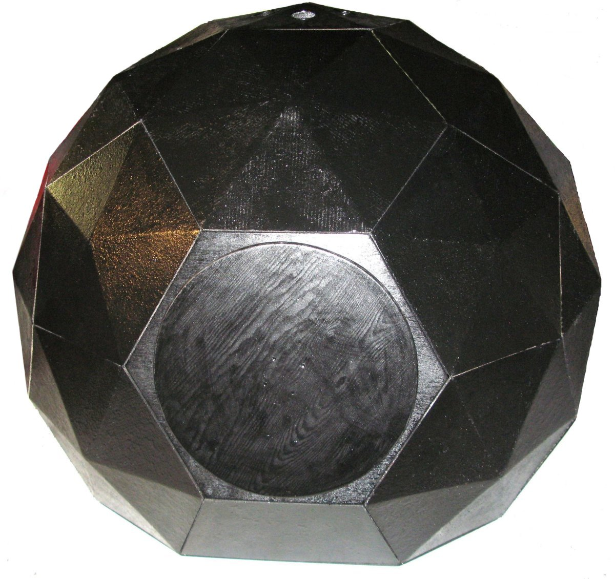 Geodesic Dome Media Pod