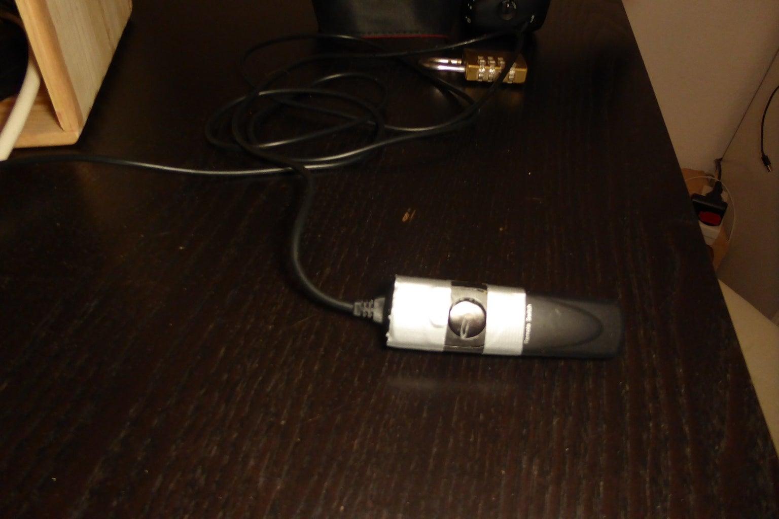 """locking Down"" the Remote"