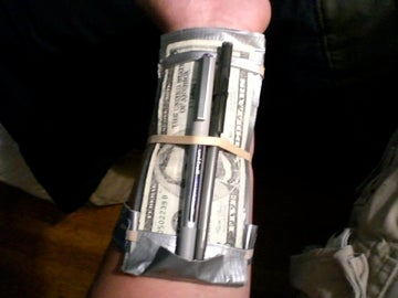 Duct Tape Wallet/Sleeve