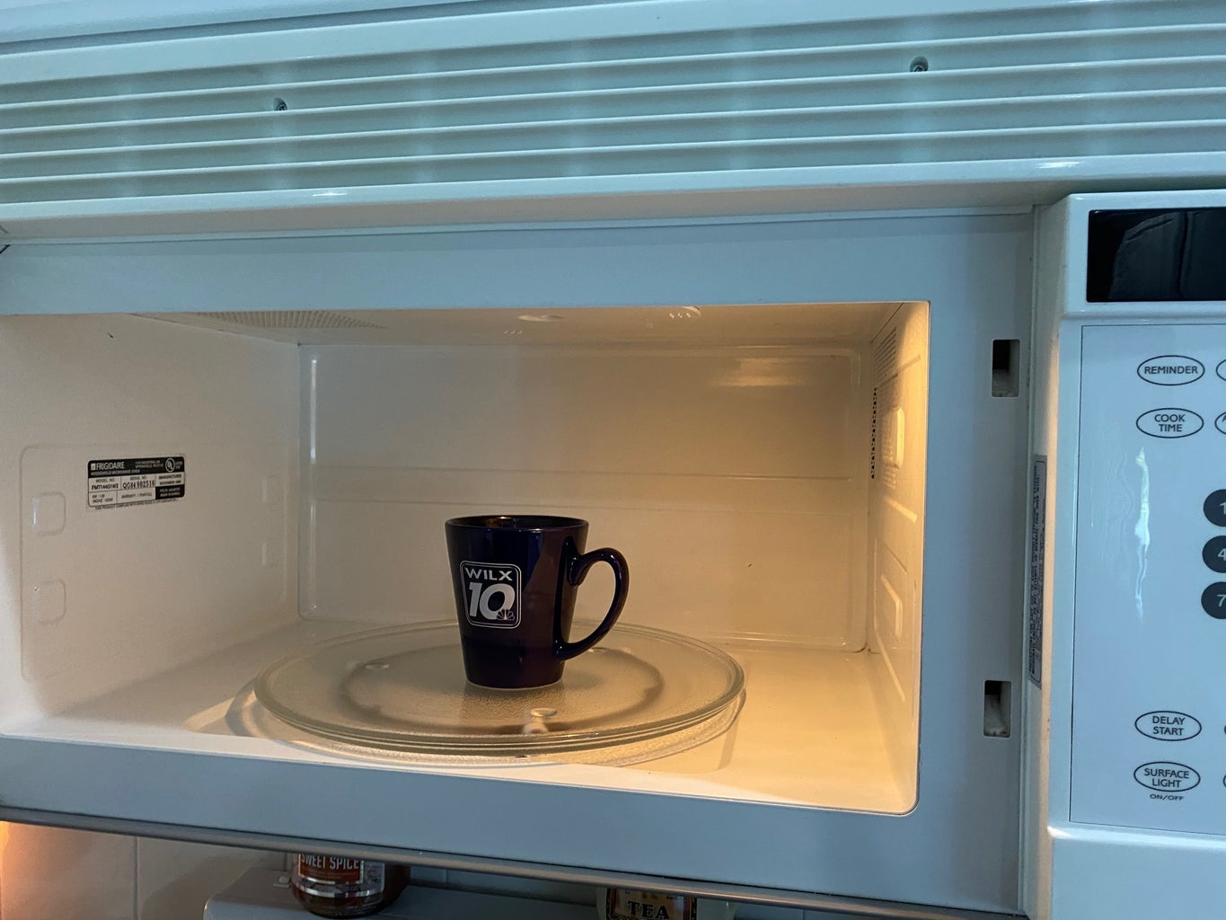 The Microwave Effect