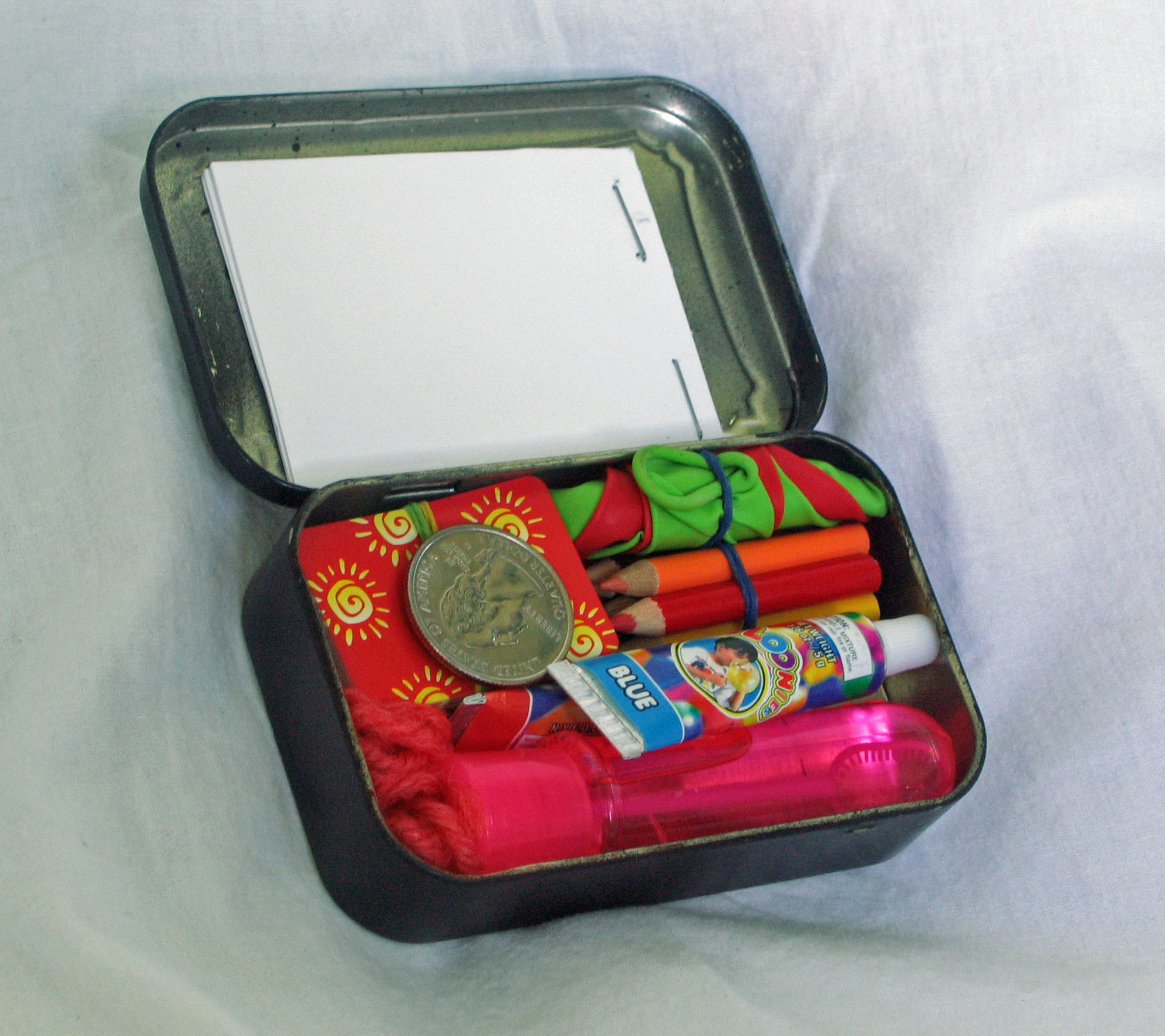 Anti-Boredom pocket kit