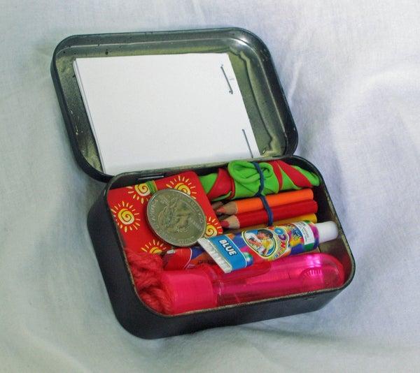 Anti-Boredom Pocket Kit