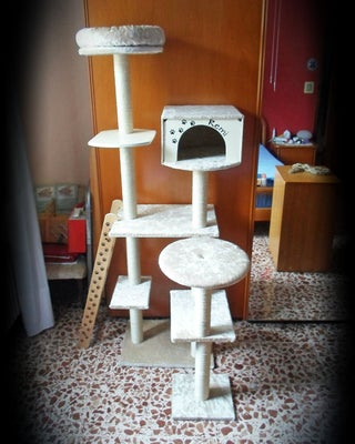Diy Cat Tree House 21 Steps With Pictures Instructables
