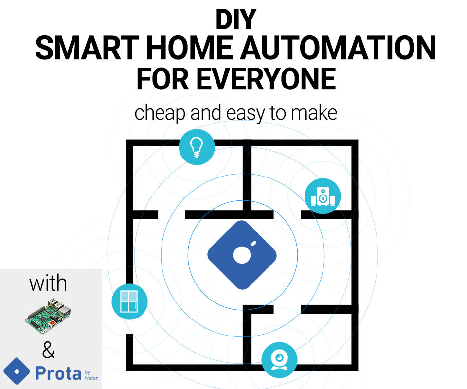DIY Smart Home Automation for Everyone