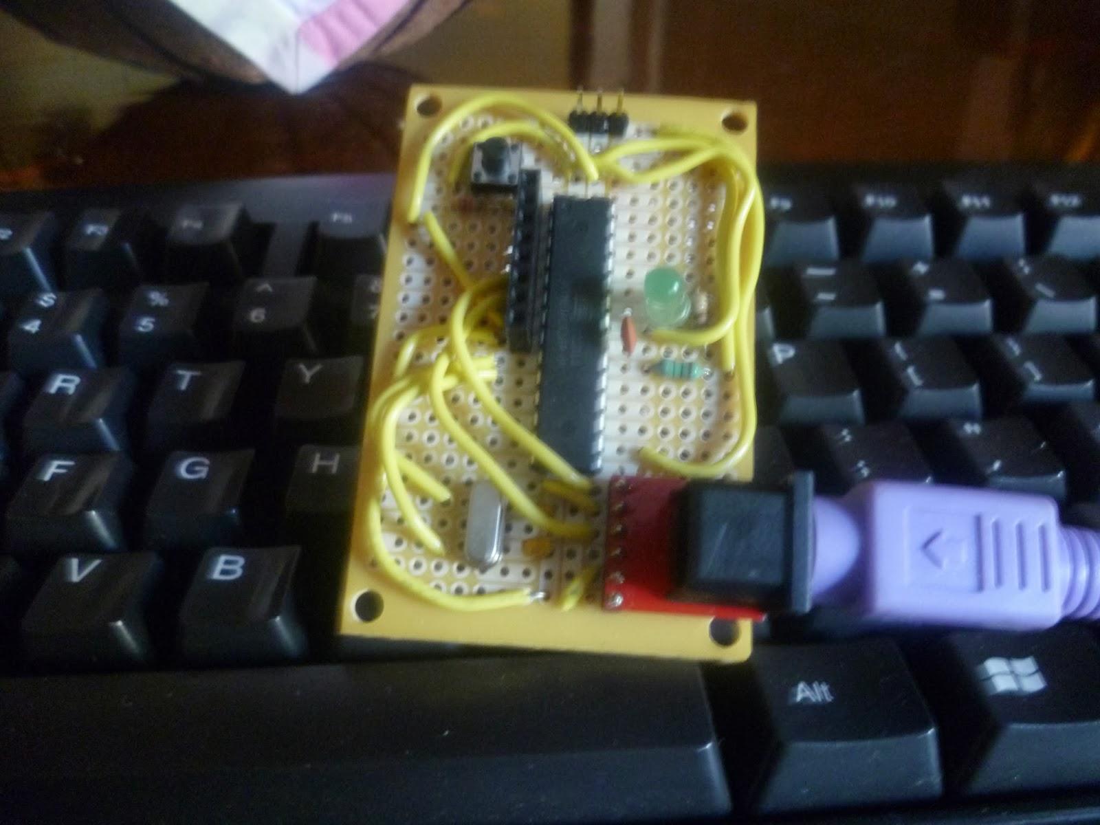 The Arduino PS/2 Keyboard Smart Interface