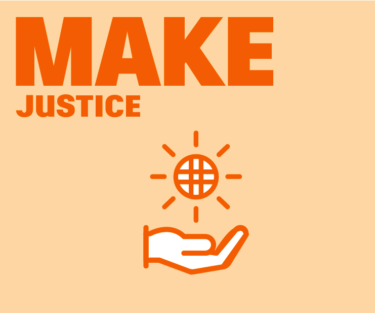 "Make Justice: High School ""Make It Real"" Design Slam"