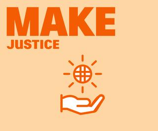 "Make Justice: High School ""Make It Real"" Design Slam"