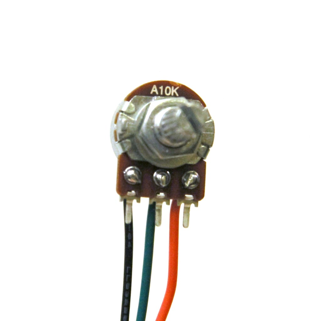 Wire Frequency and PWM Pots
