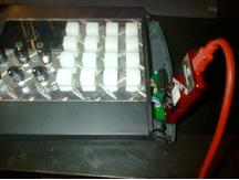 Homemade MPC Style MIDI Controller