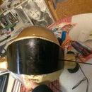 How To Make A Daft Punk Thomas Helmet