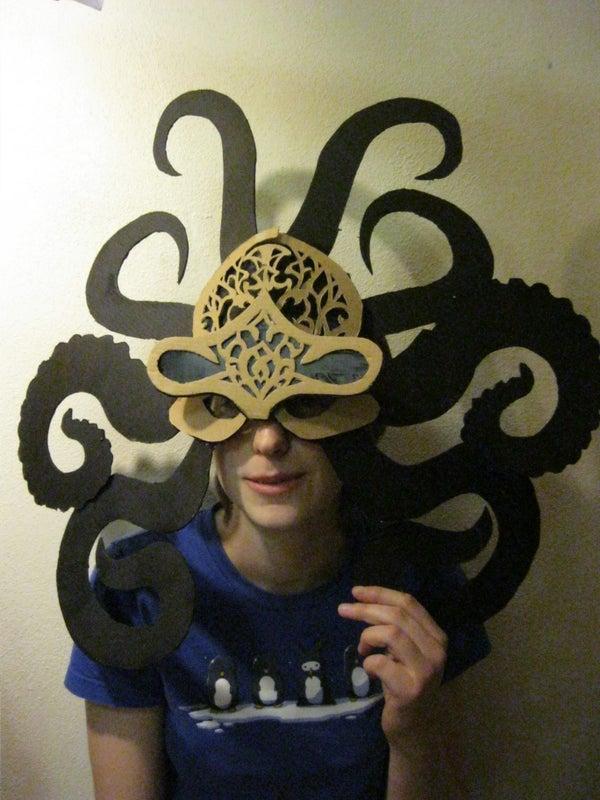 Octopus Mask