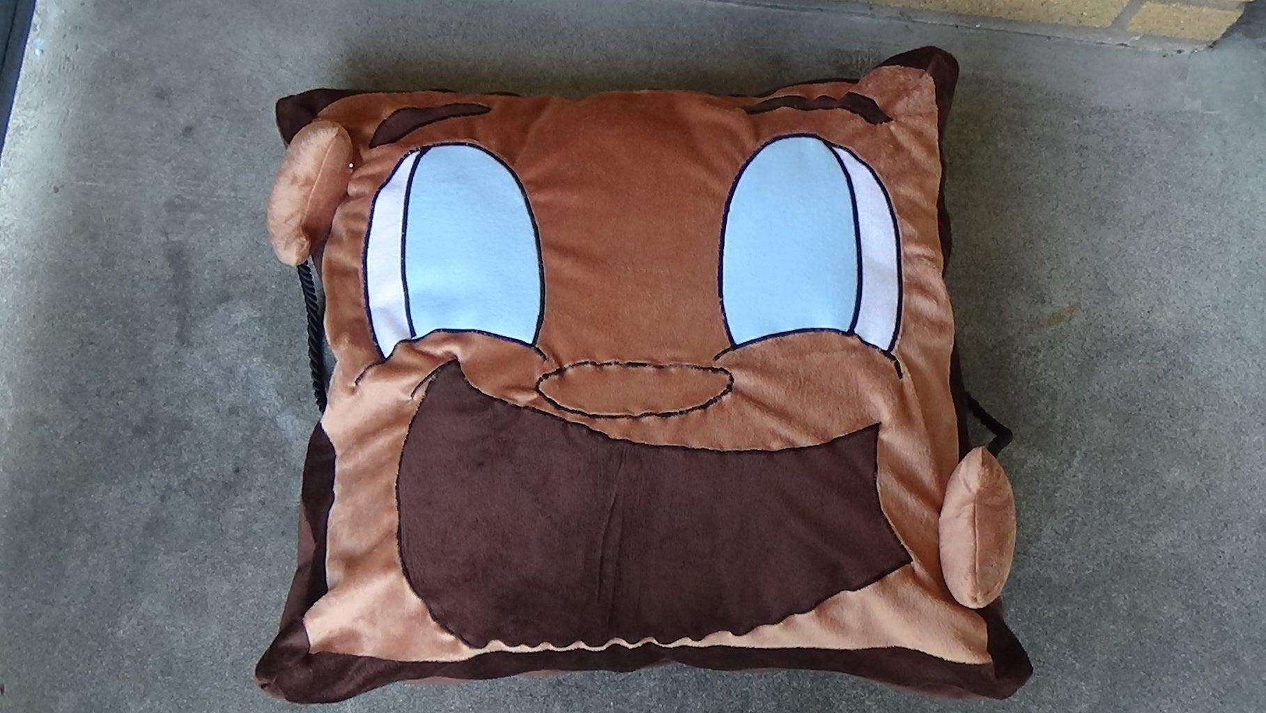 Tiny Box Tim Pillow