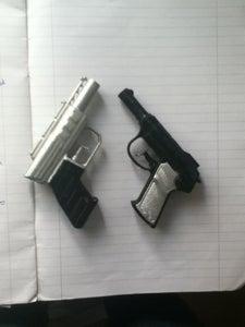 Small Caliber Prop Guns