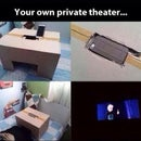 Iphone Movie Theater
