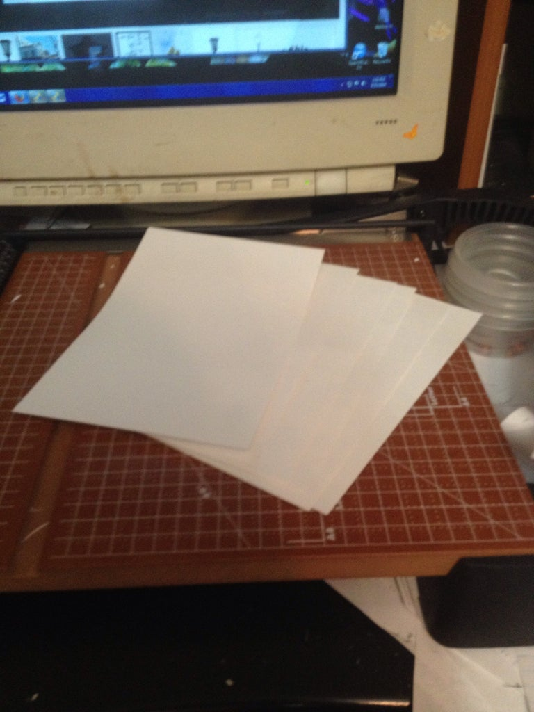 Creating the Pages