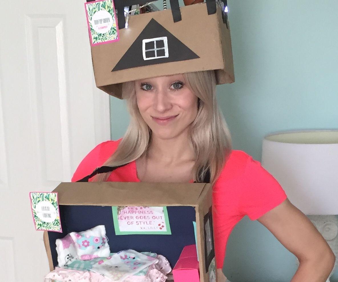 Net Zero green home costume