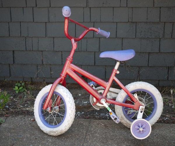 Glitter Bike