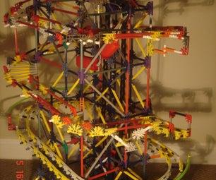 Project IMMEUBLE K'nex Ball Machine