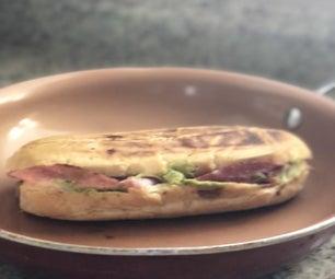 Easy Cuban Sandwich Recipe