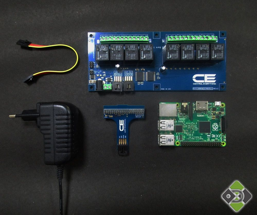 Relay Control with Raspberry Pi
