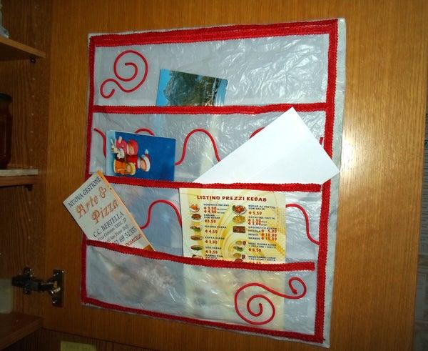 Cabinet Door Pockets