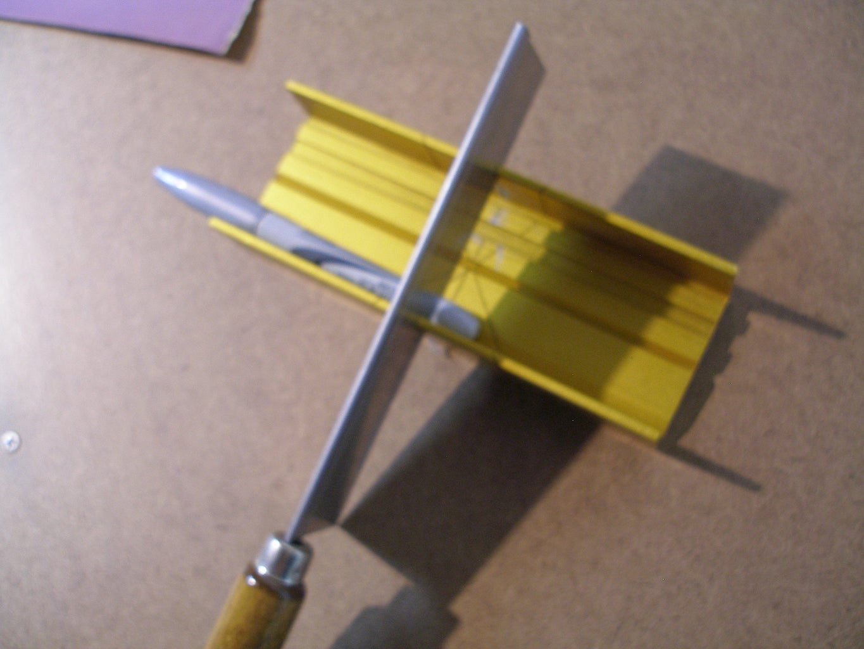 Create the Headlight Bucket