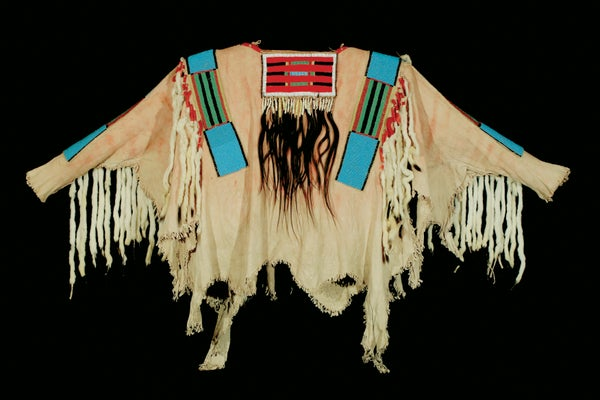 How to Make a Crow Indian War Shirt