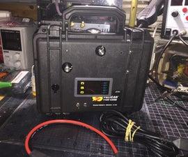 DIY 90V 20A Adjustable E Bike Battery Charger Pelican 1150