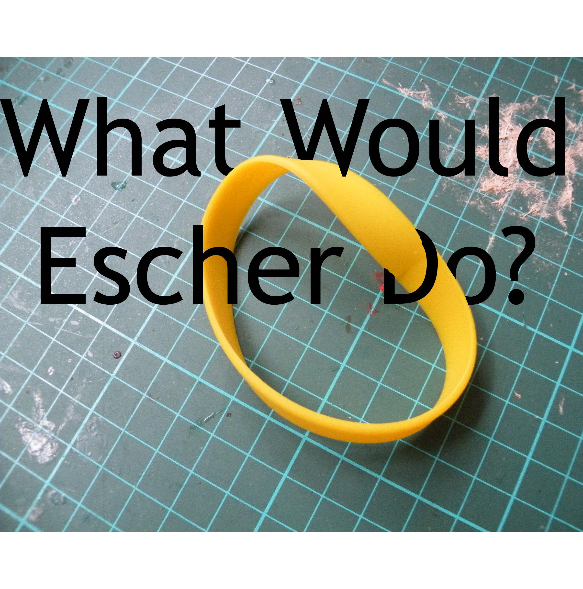 What Would Escher Do?