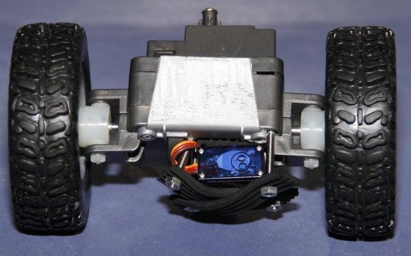 Maisto Tech Rock Crawler Jr. - Steering Upgrade