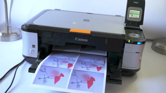 Print the Labels