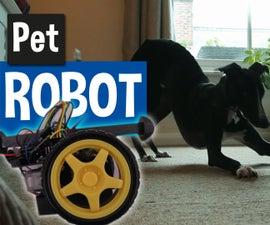 Pet Robot Ball