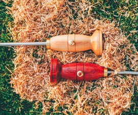 Wooden Marking Gauges