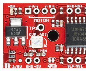 Stepper Motor Easy Driver