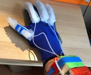 Soft Robotics Glove