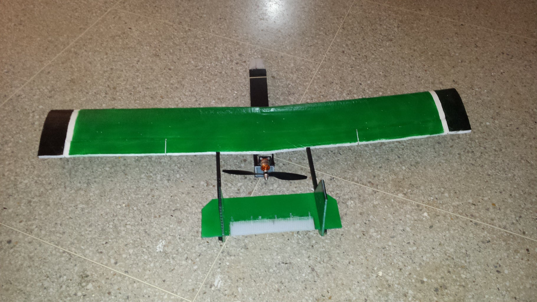 Rc Twin Boom Plane ! Complet Build ! the Best Plane for Fpv and Aerial Video !!