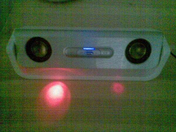 Add Sound Reactive LED's for Any Speakers!