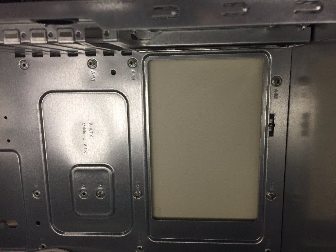 Placing the Motherboard in the Case