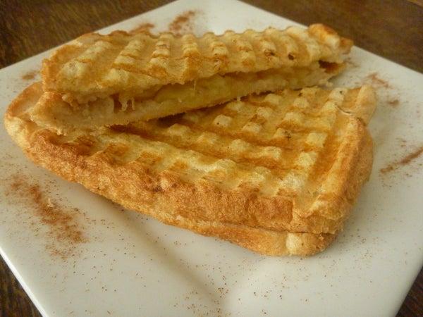 Apple Toastie Pie